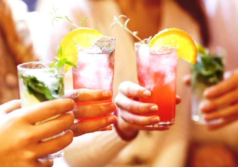 bebida alcoólica e dieta hcg