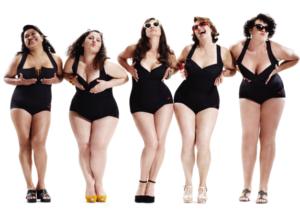 chega de ser gorda