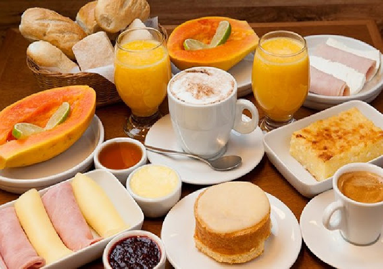 O Que Comer No Café Da Manhã