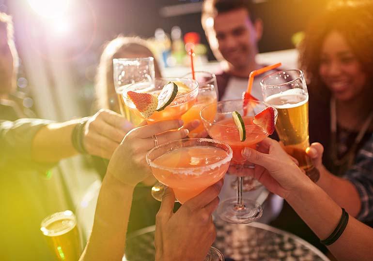 Drunkorexia: Novo transtorno alimentar, será moda isso?