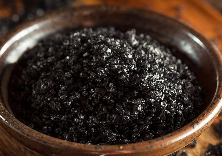 diferentes tipos de sal