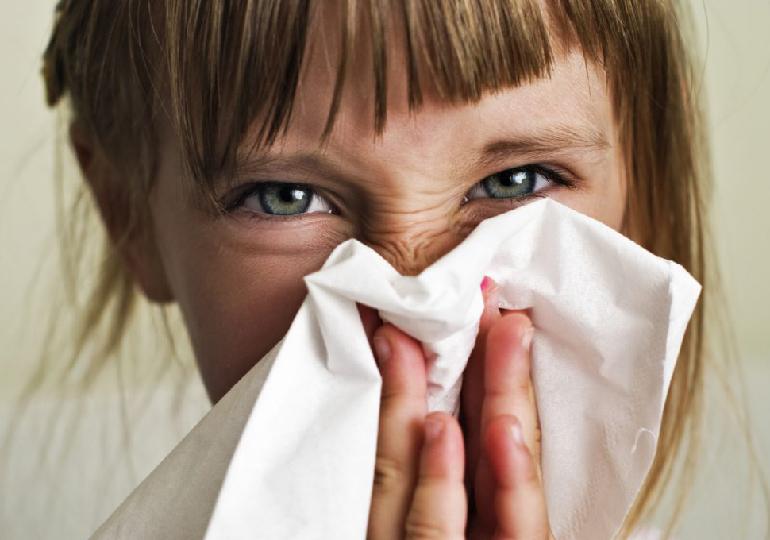 Crianças Estão Nascendo Alérgicas