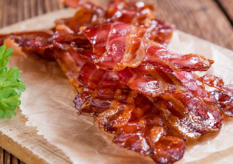 Bacon Faz Bem À Saúde