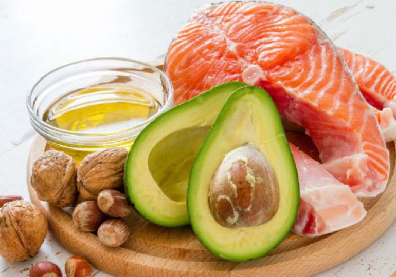 fontes de gordura na low carb