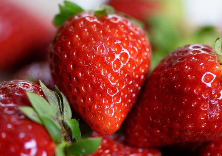 benefícios do morango
