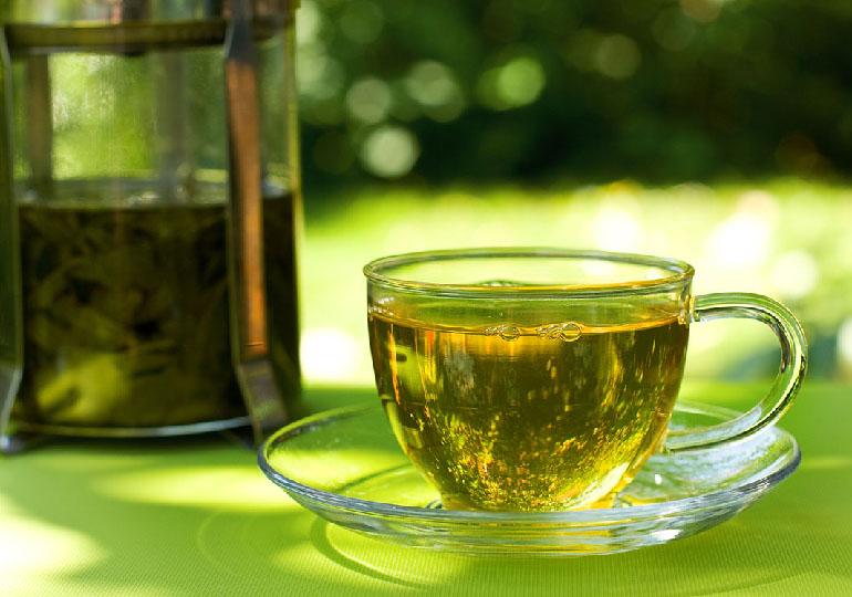 chá de sene emagrece