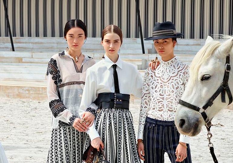 Dior 2019 - Bordados e Cultura