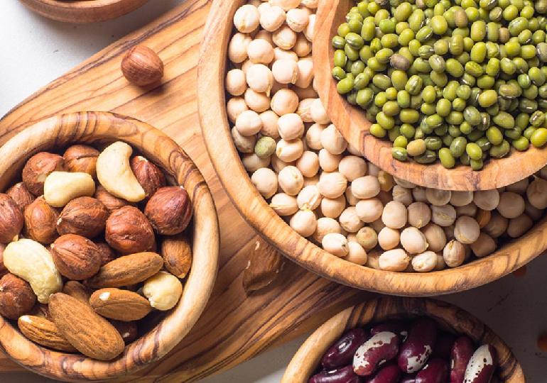proteína vegana