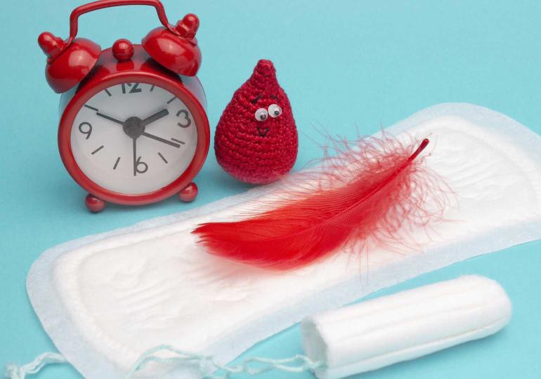 Menstruar na Dieta HCG