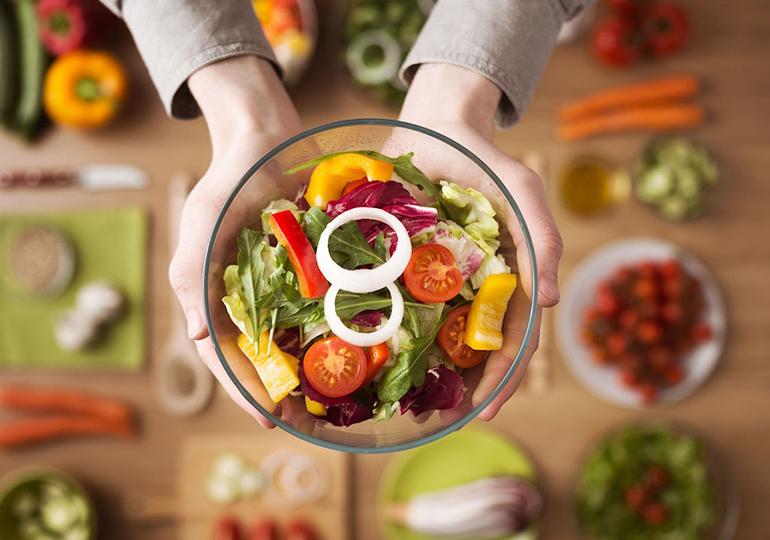 alimentação vegana