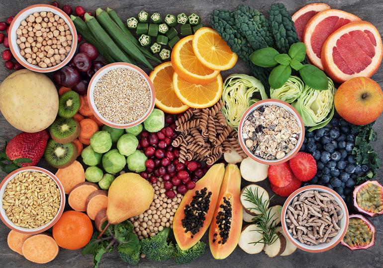 como diminuir a fome