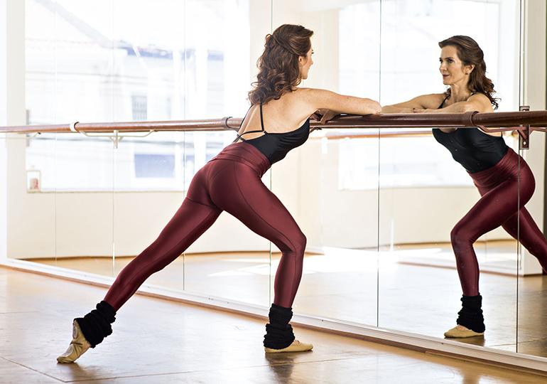 Ballet fitness Benefícios