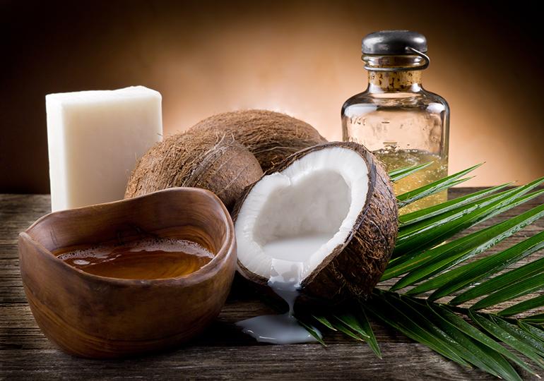 óleo de coco é veneno