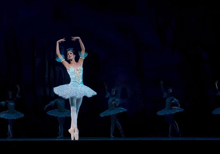 história do ballet