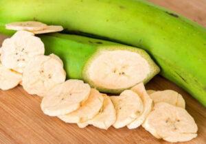 O poder da banana verde: 7 benefícios de sua utilização