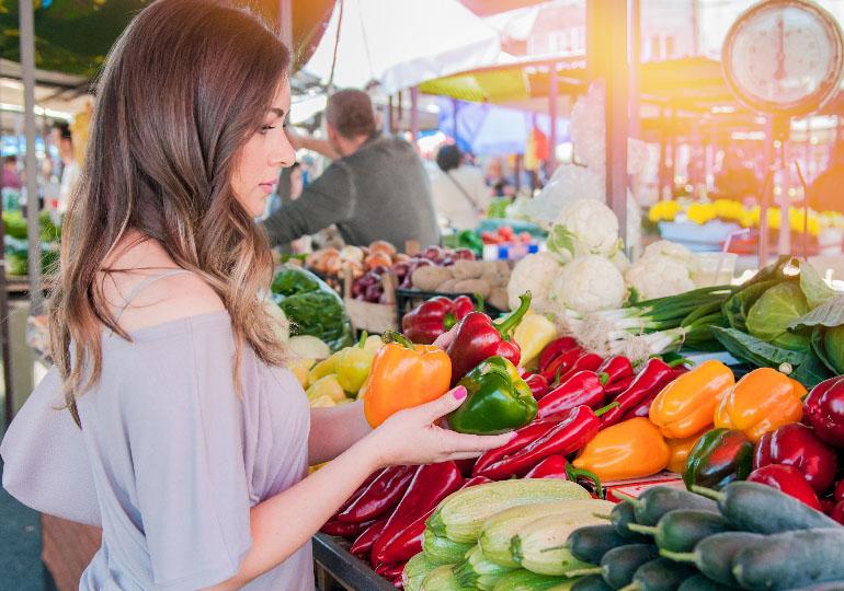 passos para reeducação alimentar