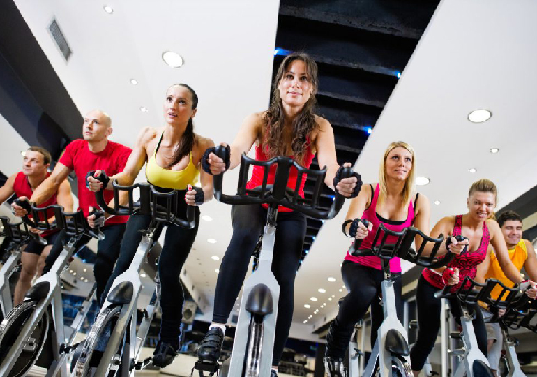 Spinning ajuda a ganhar massa muscular?