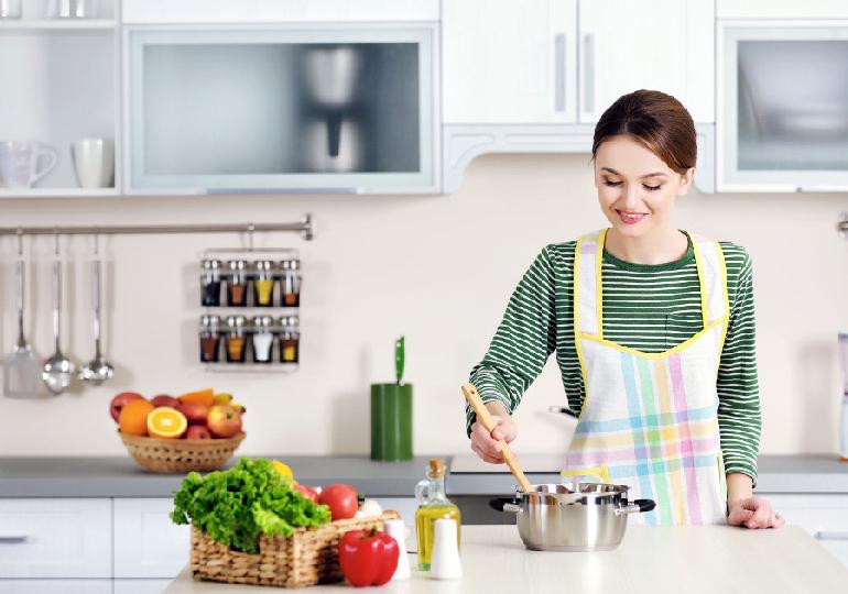 Cozinha organizada: Como acabar com a bagunça e deixar sua cozinha impecável