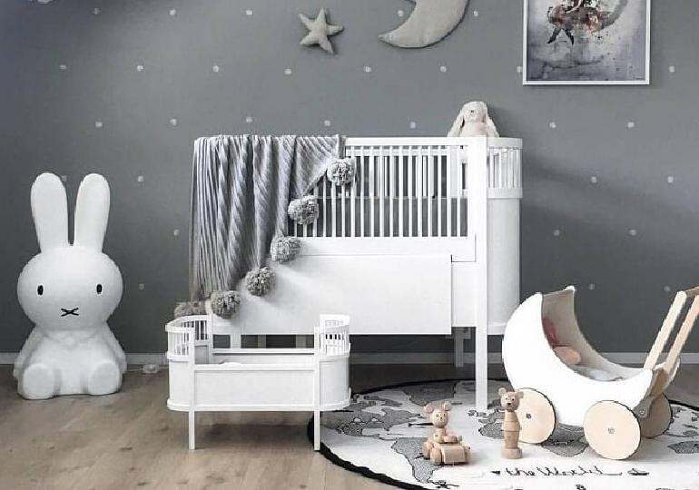 6 dicas de como decorar o quarto do bebê com pouco dinheiro