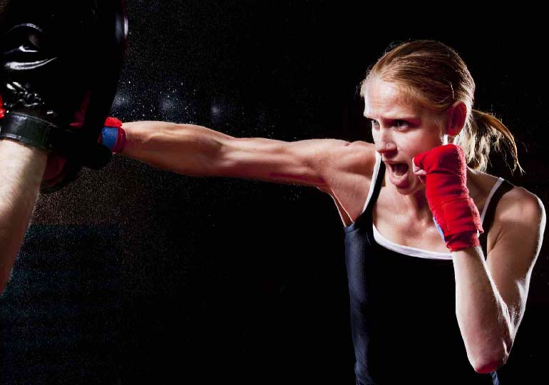 MMA fitness