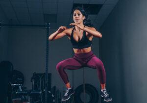 Aula de jump ajuda a ganhar massa muscular?