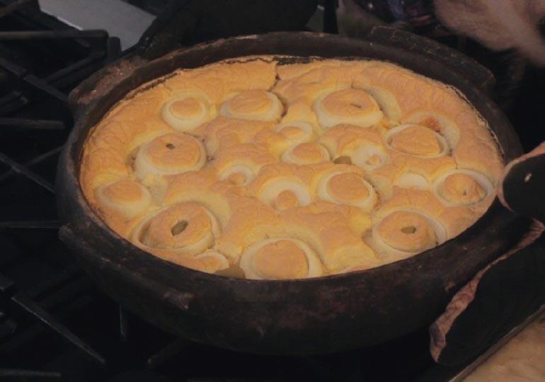 Receita de Torta Capixaba