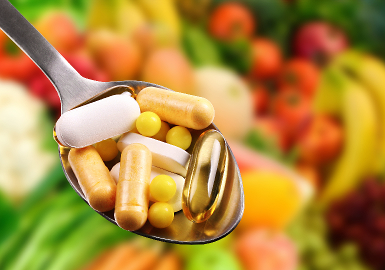 Suplementos Vitamínicos Na Dieta HCG