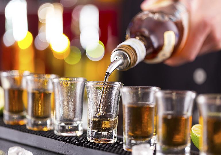álcool e dieta hcg